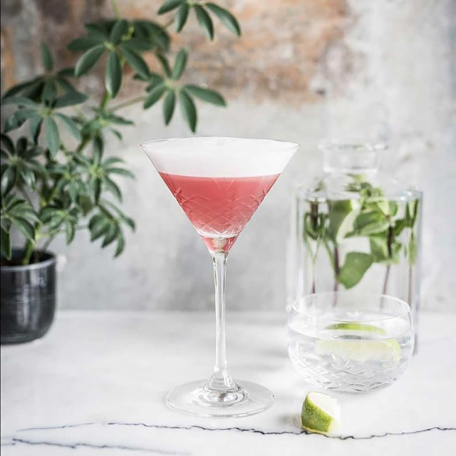 Crispy Cocktailglass 2-pk, Klar