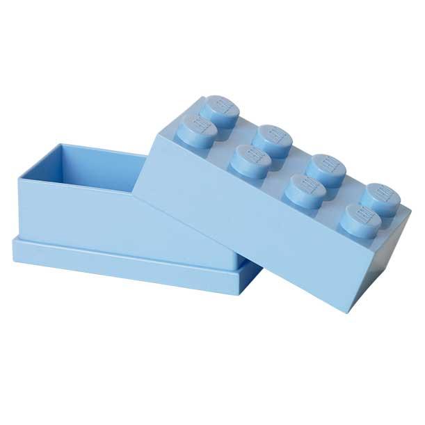 Lego Mini Oppbevaringsboks 8, Blau