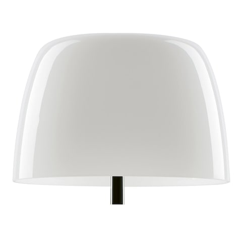 Lumiere 25th Bordlampe S Dimmer, Aluminium Foscarini