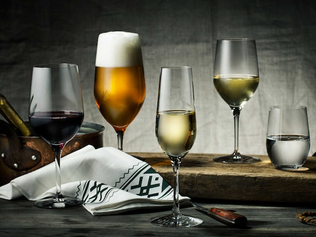 Morberg Collection Vannglass 28cl 4-Pakk
