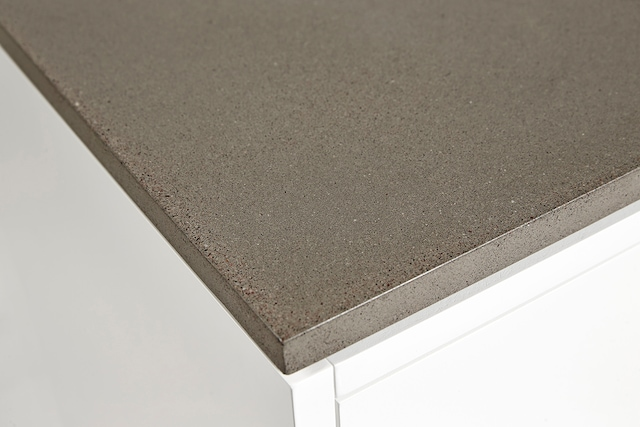 Abisko Concrete Top For Chest Of Drawers 6 Drawers