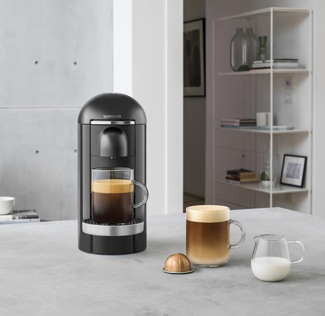 Vertuo Plus Espressomaskin, Hvit