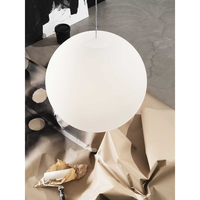 Bestill Luna Lampe Stor Hvit fra Design House Stockholm