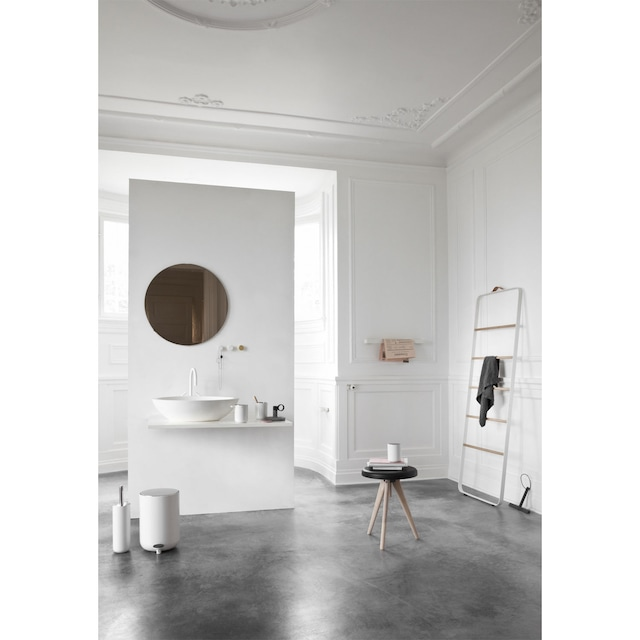 Norm Toalettbørste, Hvit