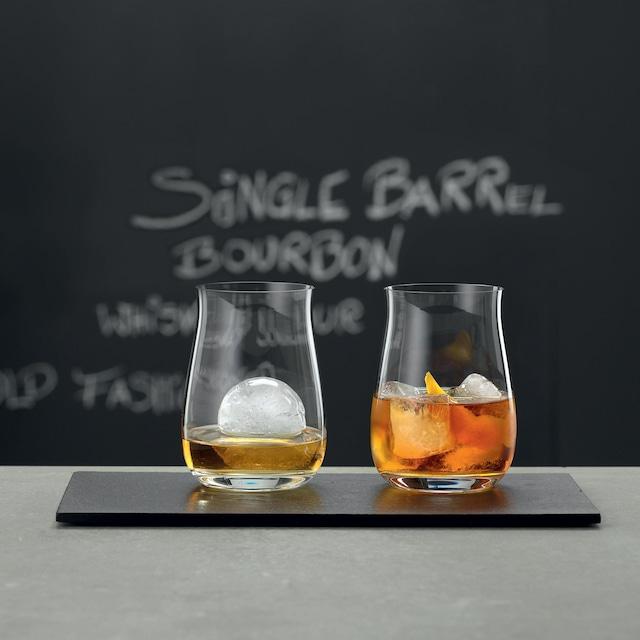 Single Barrel Bourbon Set 2-Pakk, Klar