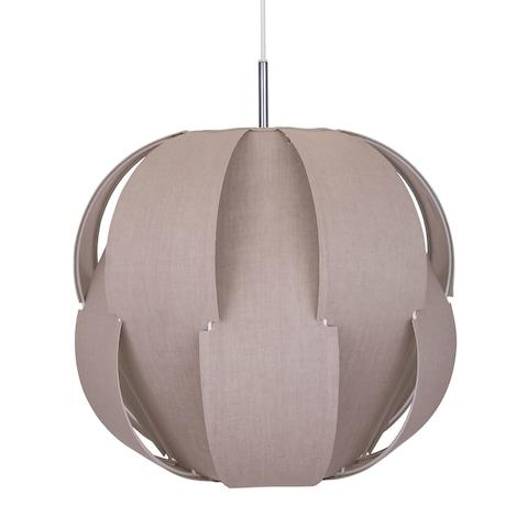 Circle Taklampe LED, Krom Herstal @ RoyalDesign.no