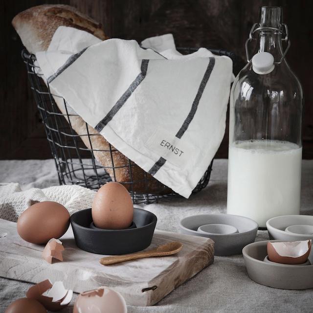 Eggekopp Fra Ernst, Mørk Grå