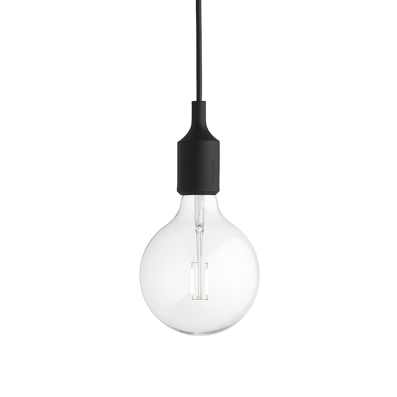 E27 Taklampe Muuto @ RoyalDesign.no
