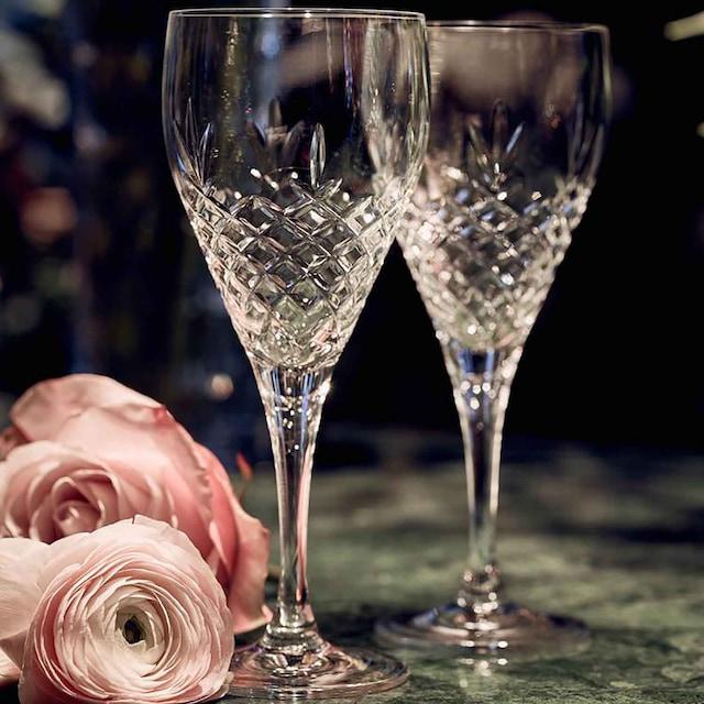 Crispy Red Wine Glass 35 cl, 2 Pcs