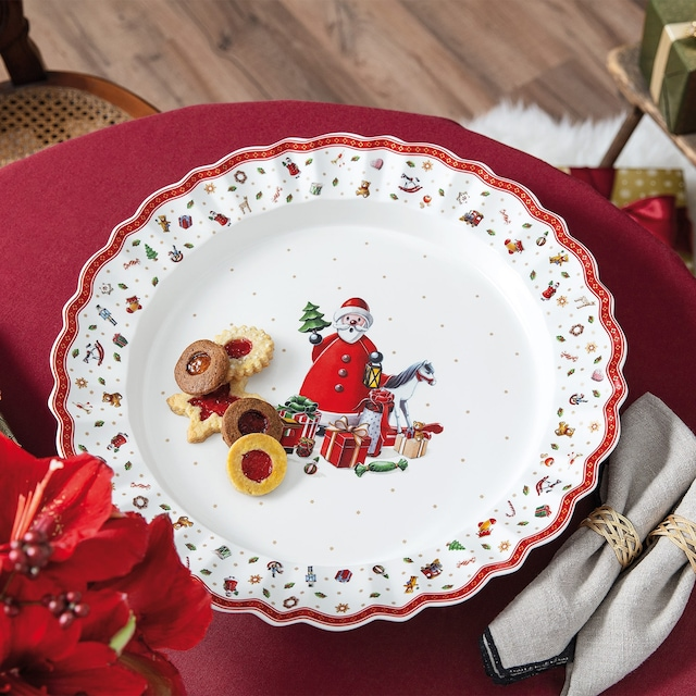 Toy's Delight Serving Plate, 45 cm