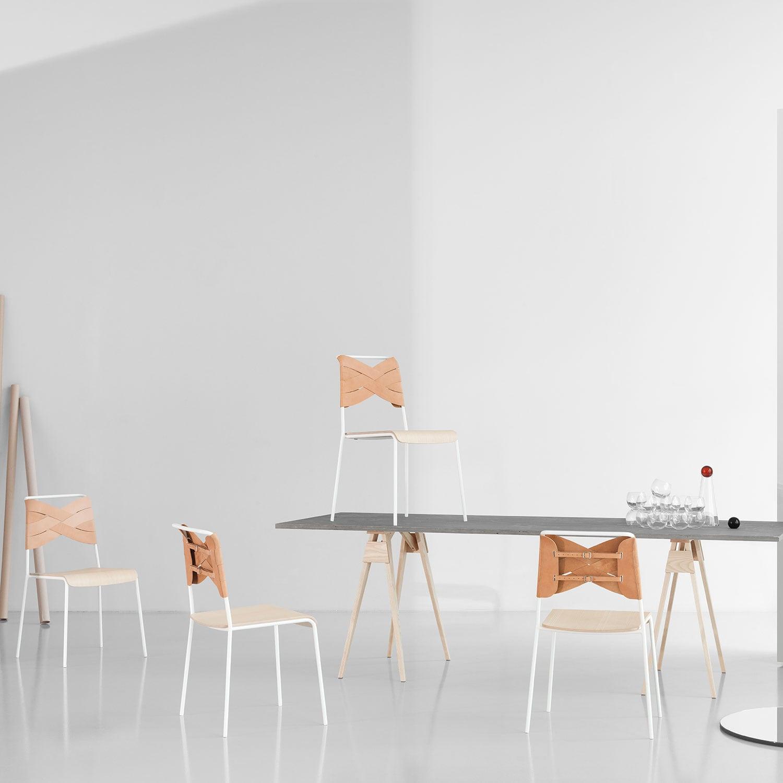 Torso Stol, Eik Design House Stockholm @ RoyalDesign.no