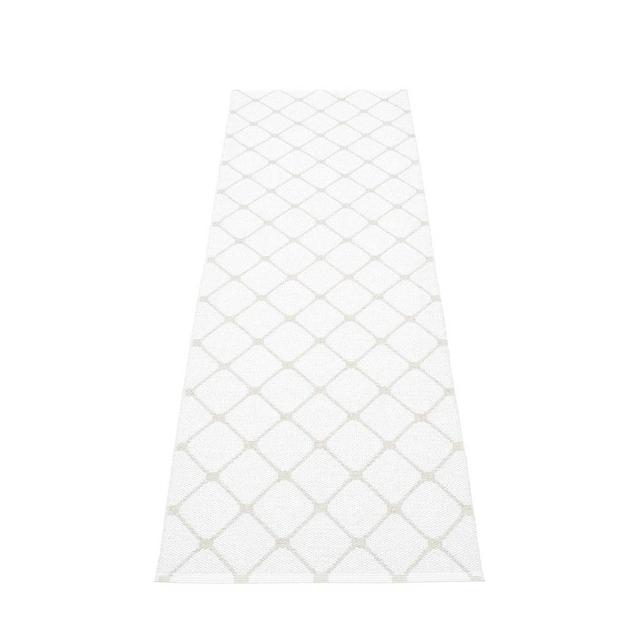 Rex Gulvteppe 70x60 cm, Fossil/White