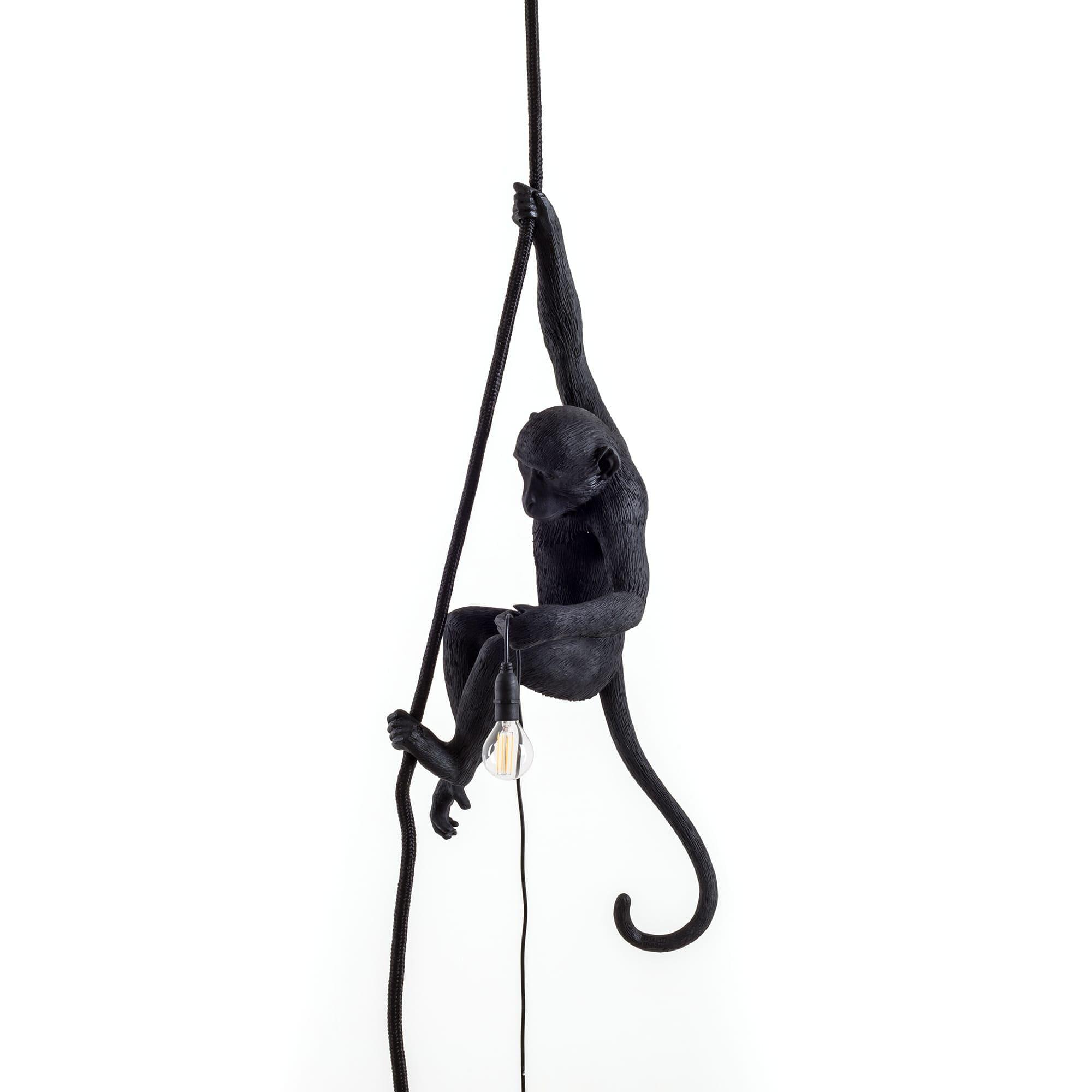 Monkey Lamp Outdoor Lyspære, LED Seletti @ RoyalDesign.no