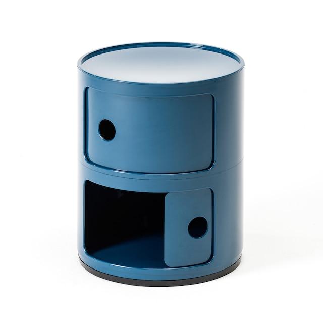 Componibili Oppbevaring 2 Rom, Blå