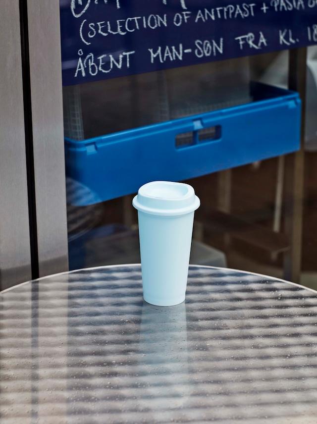 Paquet Kaffekopp 3-pk, Blå