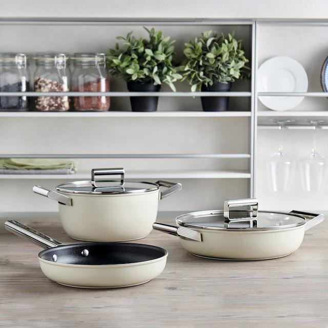Frying Pan Creme, 24 cm