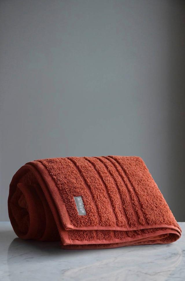 Devon Håndkle 50x70 cm, Terrakotta