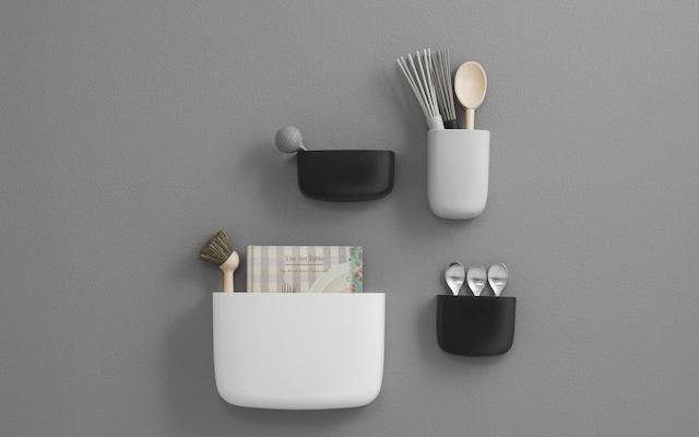 Pocket Organizer 3, Hvit
