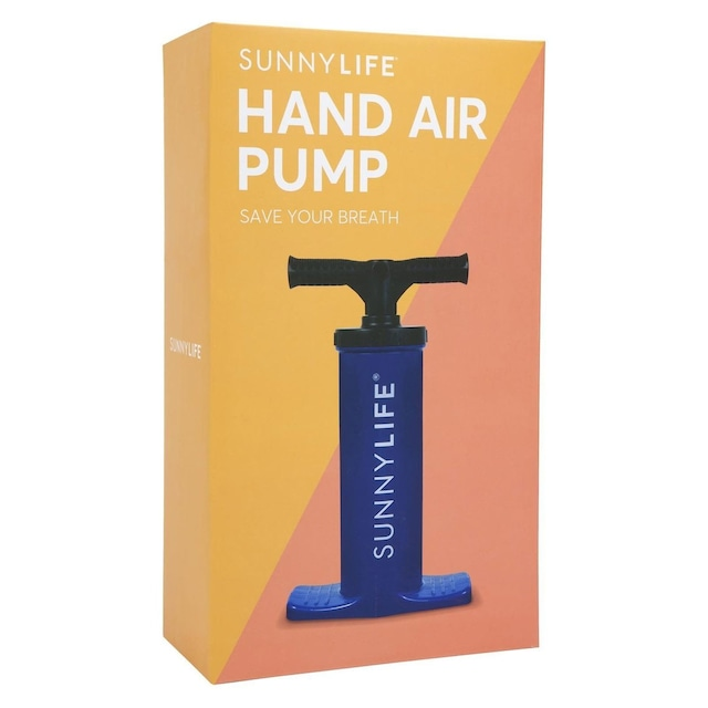 Air Pump Hand, Mazarine Blue