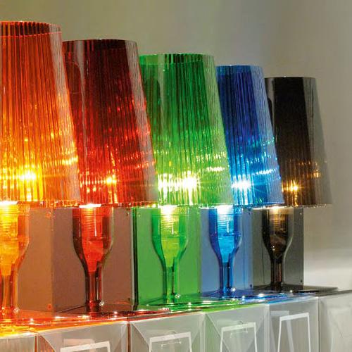 take lampe oransje ferruccio laviani kartell. Black Bedroom Furniture Sets. Home Design Ideas