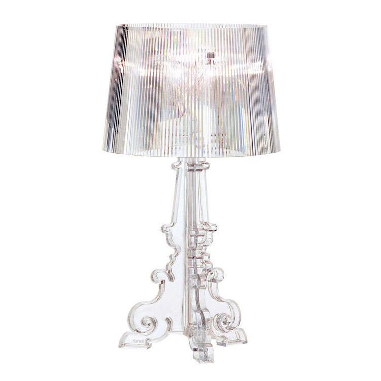bourgie lampe krystall ferruccio laviani kartell. Black Bedroom Furniture Sets. Home Design Ideas