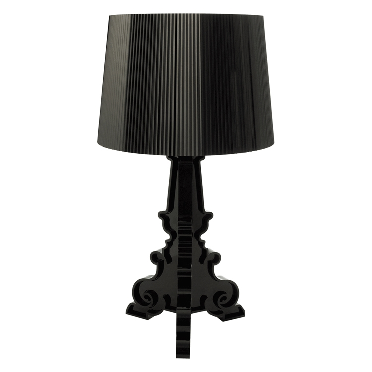 bourgie lampe sort ferruccio laviani kartell. Black Bedroom Furniture Sets. Home Design Ideas