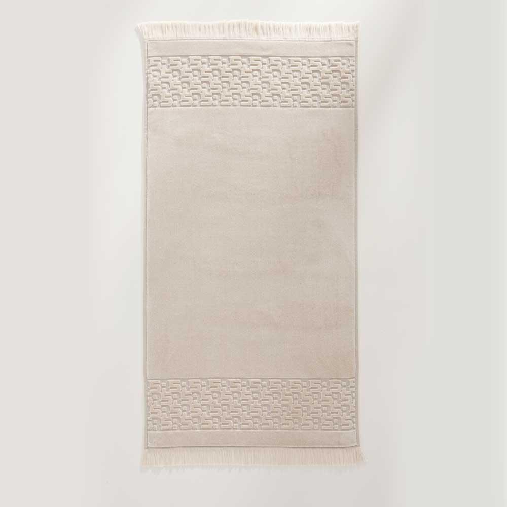 Rue Madame Håndkle, Creme, 50×100 cm