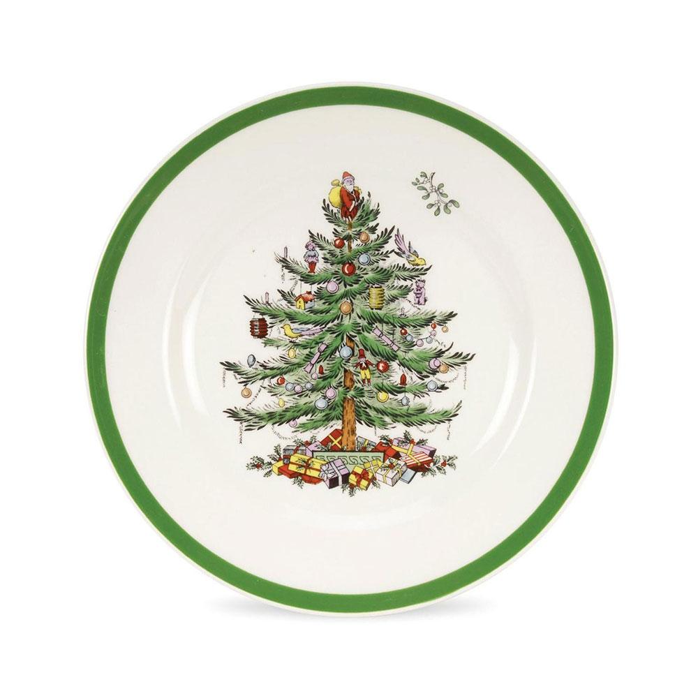 Christmas Tree Tallerken 20 cm