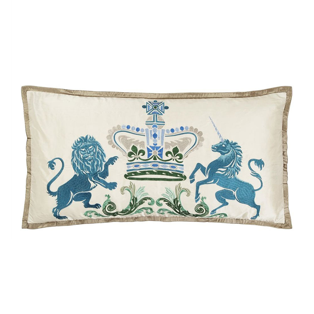 Royal Collection Coat Of Arms Ivory Pute