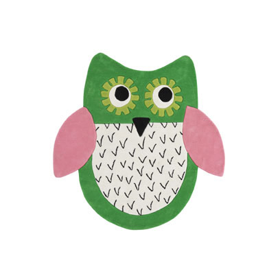 Designers guild kids, little owl emerald, teppe   designers guild ...