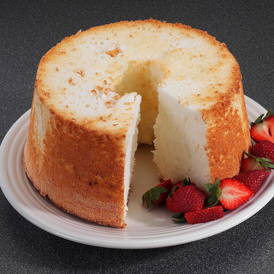 Nordic ware angelfood cake bakeform nordic ware nordic ware - Cake tolix ...