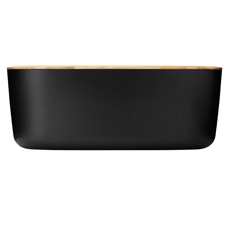 rig tig br dboks sort jens fager rig tig by stelton. Black Bedroom Furniture Sets. Home Design Ideas