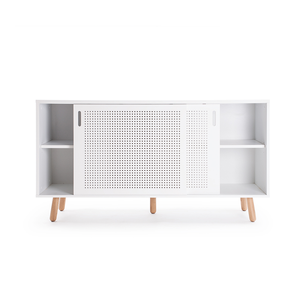 Ray sideboard 150 cm hvit department department for Sideboard tiefe 30 cm
