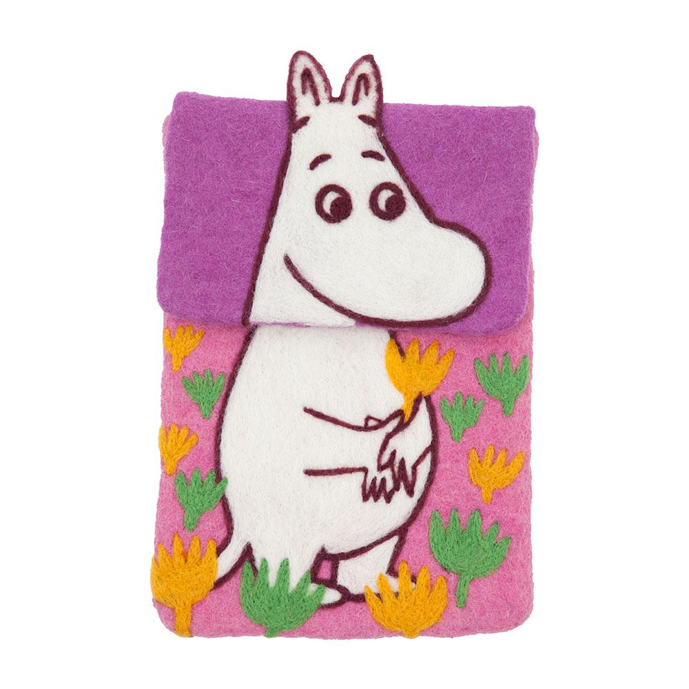 Moomin iPad Etui Mummi Rosa