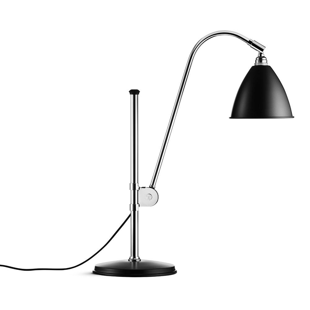 Bestlite BL1 Bordlampe Krom/Sort