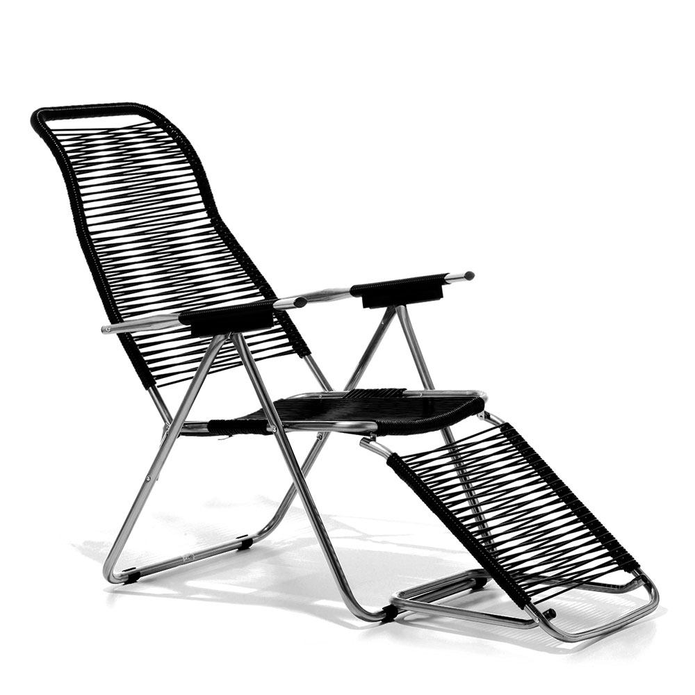 spaghetti solstol sort francesco favagrossa fiam. Black Bedroom Furniture Sets. Home Design Ideas
