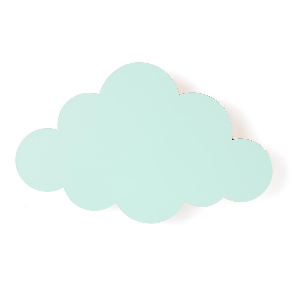 Cloud Vegglampe Mint