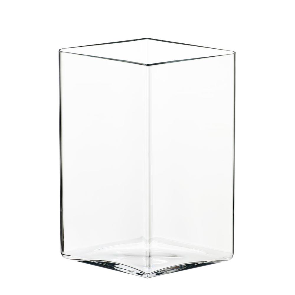 Ruutu Vase 205x270mm Klar