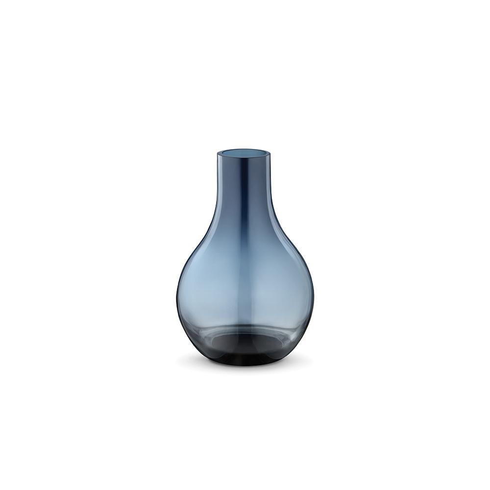 Cafu Vase 148mm Petrolium Dyp Blå