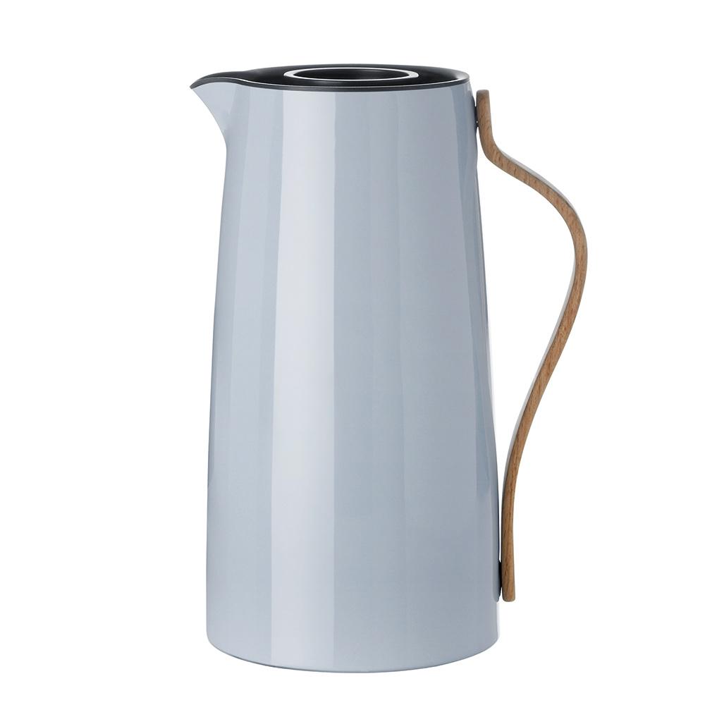emma termokanne kaffe 1 2 l bl holmb cknordentoft stelton. Black Bedroom Furniture Sets. Home Design Ideas