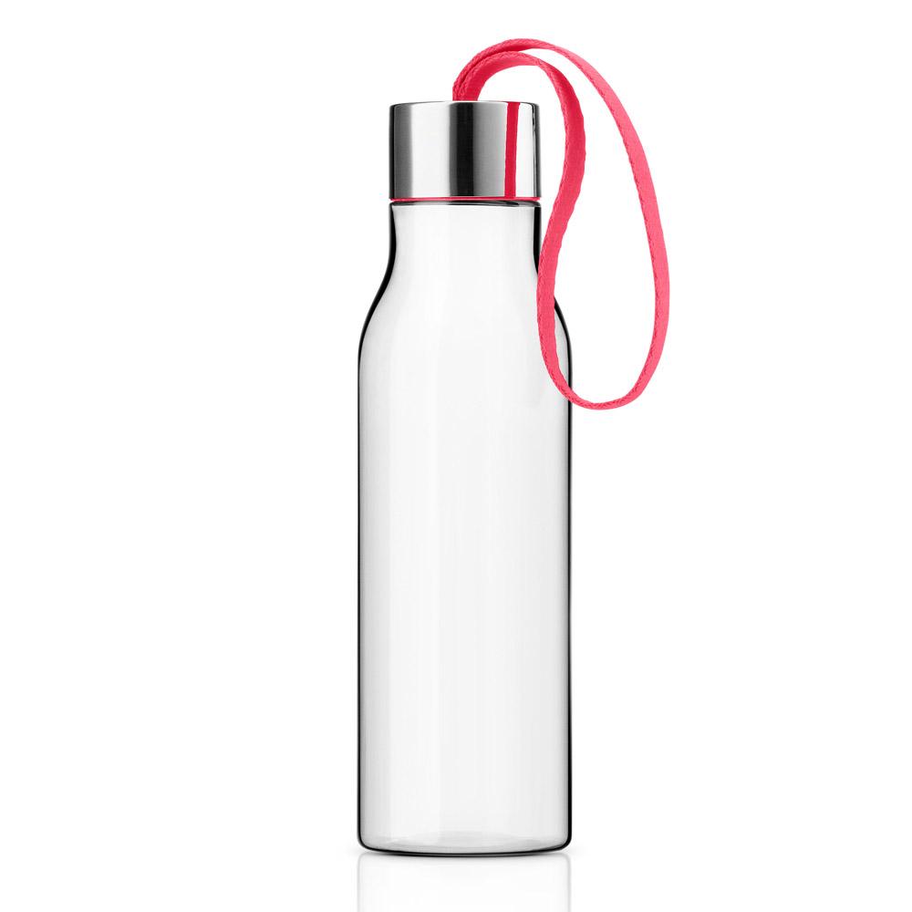 drikkeflaske 0 5l rosa eva solo eva solo. Black Bedroom Furniture Sets. Home Design Ideas