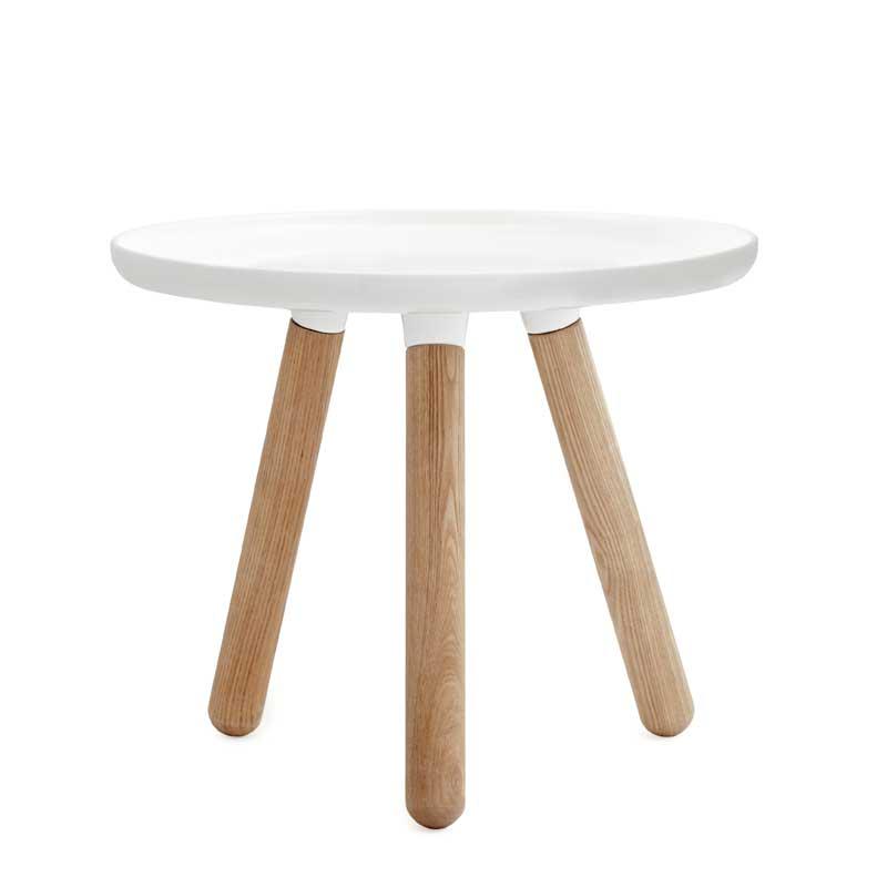 tablo bord lite hvitt wiig hansen normann copenhagen. Black Bedroom Furniture Sets. Home Design Ideas