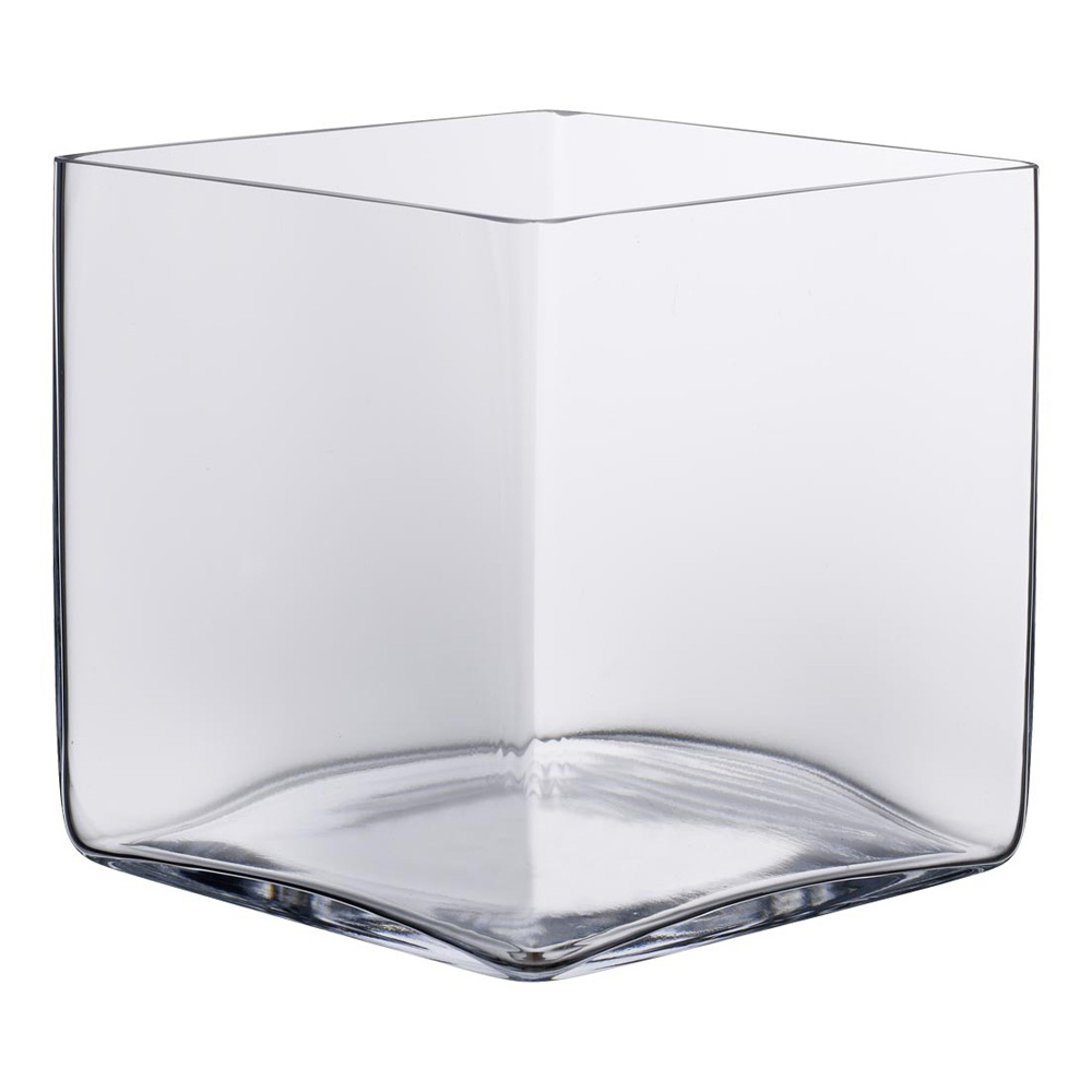 firkantet vase